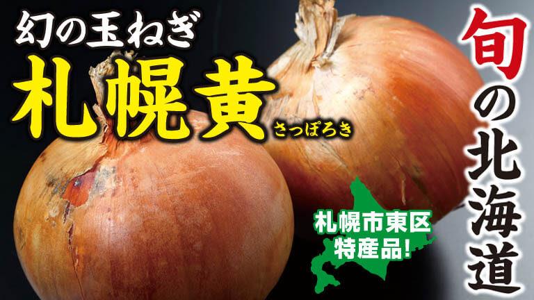 札幌黄おすすめメニュー